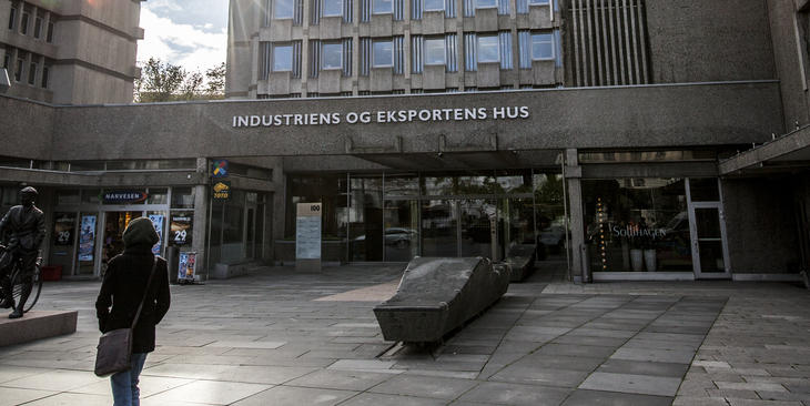 Indekshuset Henrik Ibsensgate 100